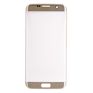 Replacement for Samsung Galaxy S7 Edge SM-G935 Front Glass Lens - Gold