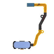 Replacement for Samsung Galaxy S7 Edge SM-G935 Home Button Flex Cable - Blue Coral