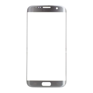 Replacement for Samsung Galaxy S7 Edge SM-G935 Front Glass Lens - Silver