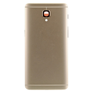 Replacement for OnePlus 3 Back Cover - Soft Gold