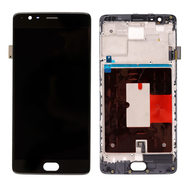 Replacement for OnePlus 3 LCD Screen and Digitizer Assembly - Black