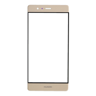 Replacement for Huawei P9 Front Glass Lens - Gold