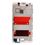 Replacement for Huawei Mate 8 Front Housing LCD Frame Bezel Plate - White