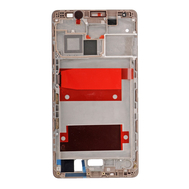 Replacement for Huawei Mate 8 Front Housing LCD Frame Bezel Plate - Macha Brown