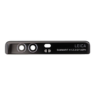 Replacement for Huawei P9 Top Back Glass Cover - Black