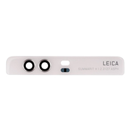 Replacement for Huawei P9 Top Back Glass Cover - White
