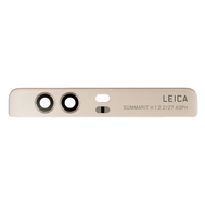 Replacement for Huawei P9 Top Back Glass Cover - Gold