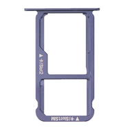 Replacement for Huawei Honor 8 SIM Card Tray - Blue
