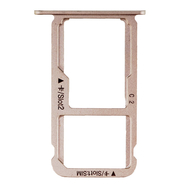 Replacement for Huawei Honor 8 SIM Card Tray - Gold