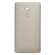 Replacement for Huawei Mate 8 Back Cover with Fingerprint Sensor - Mocha Brown