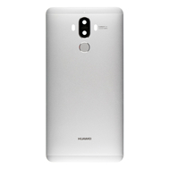 Replacement for Huawei Mate 9 Back Cover with Fingerprint Sensor - Silver