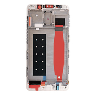 Replacement for Huawei Mate 9 Pro Front Housing LCD Frame Bezel Plate - White