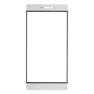 Replacement for Huawei P8 Front Glass Lens - White