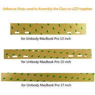 3M Adhesive Strips for Unibody MacBook Pro 13""