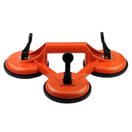 Aluminum Triplet 5-inch Heavy-Duty Suction Cup