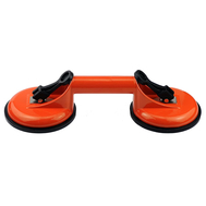 Aluminum Twin-head 5-inch Heavy-Duty Suction Cup