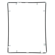 Replacement for iPad 3/4 Touch Screen Supporting Frame with Adhesive Black