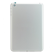 Replacement for iPad Mini Silver Back Cover - WIFI Version