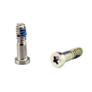 Replacement for iPhone 5 Bottom Screw Set Silver