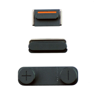 Replacement for iPhone 5 Side Buttons Black