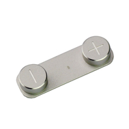 Replacement for iPhone 5 Volume Button Silver