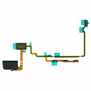 Replacement for iPod Nano 7th Gen Headphone Audio Jack Flex Cable Black