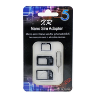 Nano SIM Adapter Black #XR