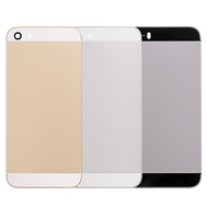 Aftermarket Replacement for iPhone 5S Back Cover without Logo