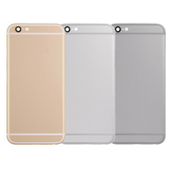 Aftermarket Replacement for iPhone 6 Back Cover without Apple Logo