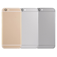 Aftermarket Replacement for iPhone 6 Plus Back Cover without Apple Logo