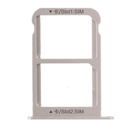 Replacement for Huawei Mate 9 Pro SIM Card Tray - Silver