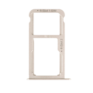 Replacement for Huawei P9 Plus SIM Card Tray - Gold