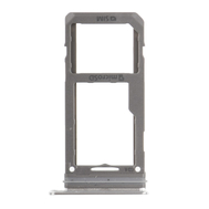 Replacement for Samsung Galaxy S8/S8 Plus SIM Card Tray - Silver