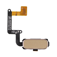 Replacement for Samsung Galaxy A3/A5/A7 (2017) SM-320/520/720 Navigation Button - Gold
