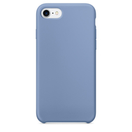 Azure Silicone Case for iPhone 7