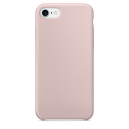 Pink Sand Silicone Case for iPhone 7