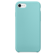 Sea Blue Silicone Case for iPhone 7