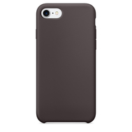 Cocoa Silicone Case for iPhone 7