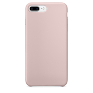 Pink Sand Silicone Case for iPhone 7 Plus