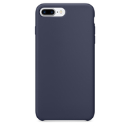 Midnight Blue Silicone Case for iPhone 7 Plus