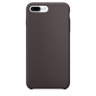 Cocoa Silicone Case for iPhone 7 Plus