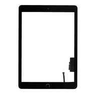 Replacement for 2017 New iPad 5 Touch Screen Assembly With Black Home Button Assembly - Black