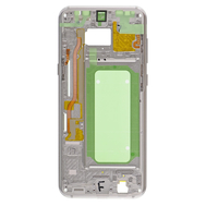 Replacement for Samsung Galaxy S8 Plus SM-G955 Rear Housing Partition - Silver