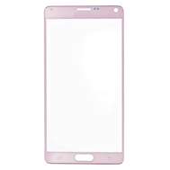 Replacement for Samsung Galaxy Note 4 SM-N910 Front Glass - Rose