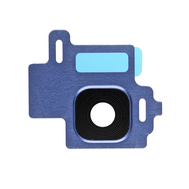 Replacement for Samsung Galaxy S8 SM-G950 Rear Camera Holder with Lens - Blue