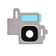 Replacement for Samsung Galaxy S8 SM-G950 Rear Camera Holder with Lens - Silver