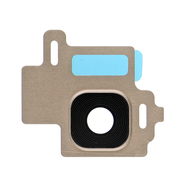 Replacement for Samsung Galaxy S8 SM-G950 Rear Camera Holder with Lens - Gold