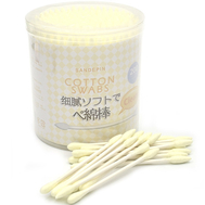 Cosmetic Cotton Swab Double Head Ended Clean Cotton Buds