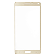 Replacement for Samsung Galaxy Note 4 SM-N910 Front Glass - Gold