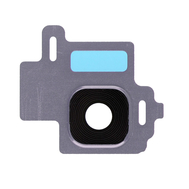 Replacement for Samsung Galaxy S8 SM-G950 Rear Camera Holder with Lens - Orchid Gray